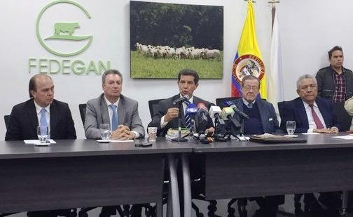 Fedegán se dispuso ante el gobierno para combatir la crisis sanitaria de aftosa
