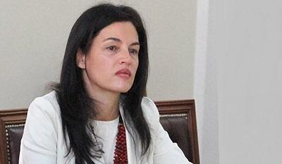 Sofía Gaviria entregó la presidencia de la Comisión de DDHH a Alexander López