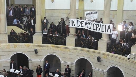 A pesar del atropello del Gobierno, de Obama y Francisco, ganó el No, pero Acuerdo Santos-Farc burla al pueblo