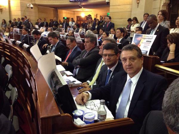 Congreso inicia aprobación de los Acuerdos con la Ley de Amnistías en sesiones conjuntas de Cámara y Senado