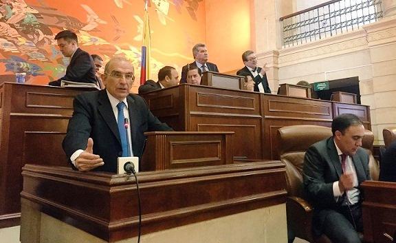 Cámara de Representantes le cumplió a Santos y a las Farc, aprobó el Acuerdo