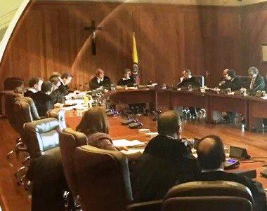Consejo de Estado admite demanda contra el No del pueblo y Lucy Jeannette Bermúdez empuja el Fast Track
