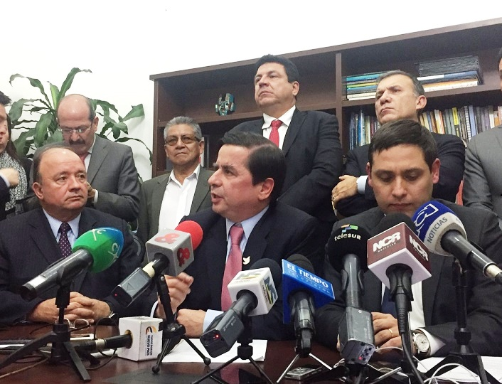 Minjusticia radicó proyecto de ley que amnistiaría a las Farc