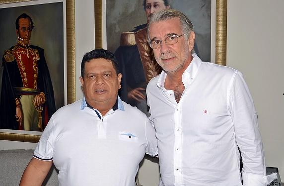 Verano designó a Manuel Vidal Vergara, nuevo alcalde (e) de Galapa