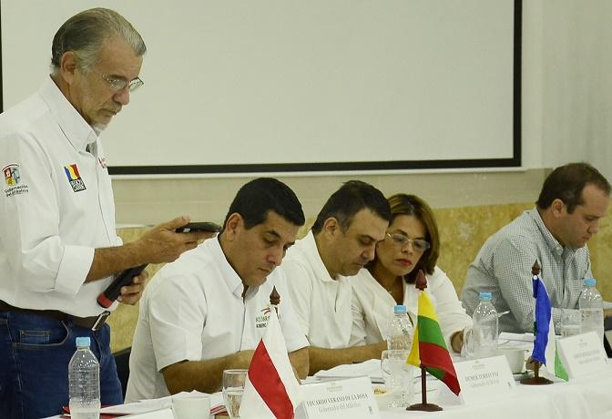 OCAD regional aprobó tres proyectos para Bolívar y uno para Cesar por $81.000 millones