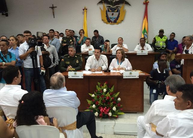 En riesgos de sanción 15 concejales de Barranquilla, fueron citados por la Procuraduría