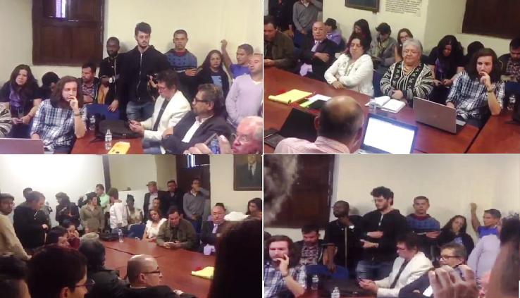Las Farc escoge a sus Voceros en el Congreso de Colombia e inscribe Voces de Paz como movimiento político en el CNE