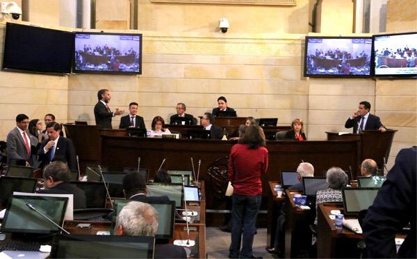 Aprobado en primer debate en comisiones primeras conjuntas del Congreso, Proyecto de Ley de Amnistía