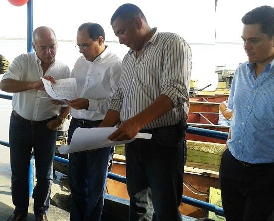 Fiscal aseguró que en el caso Odebrecht Navelena, Banco Agrario y Cormagdalena, avanzan las investigaciones