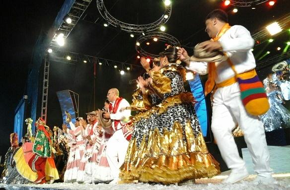 Con la lectura del bando arrancó en firme el Pre Carnaval de Barranquilla 2017