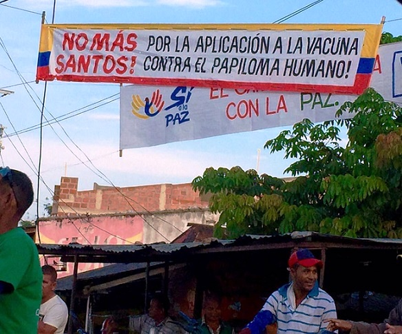 Muere otra niña vacunada contra el Papiloma en El Carmen de Bolívar. Minsalud niega que causa sea la Vacuna VPH
