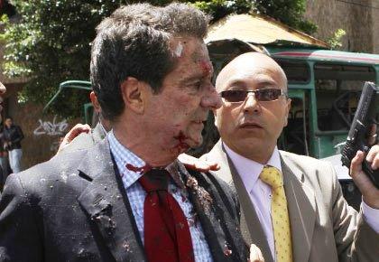 Congresistas del Centro Democrático ceden sus escolta al ex ministro Fernando Londoño