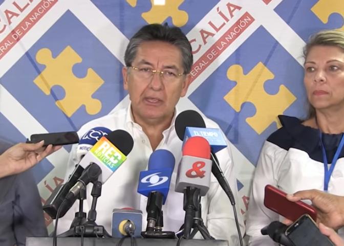 Fiscal aseguró que priorizó investigación para encontrar responsables en el caso Electricaribe.