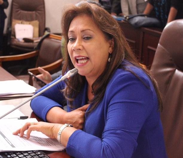 En casa de herrero, cuchillo de palo. Quién cuida la salud mental de los funcionarios y las víctimas?: Gloria Stella Díaz, concejal de Bogotá