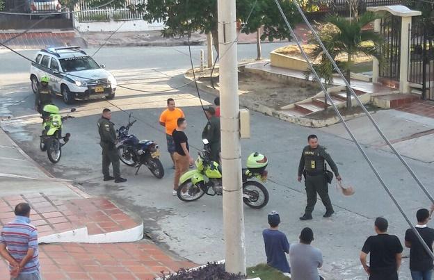 1.200 agentes de la Policía Nacional de vacaciones, mientras 280 delincuentes quedan libres en Barranquilla