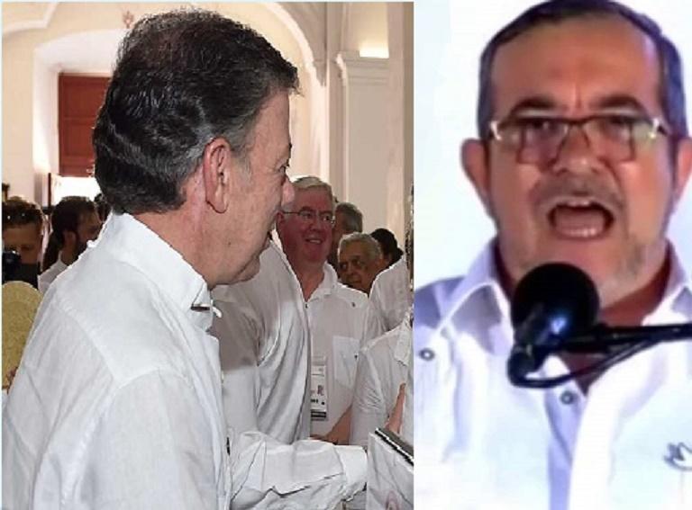 Gobierno de transición para Farc?… Con Santos todo es posible. Por: Duván Idárraga