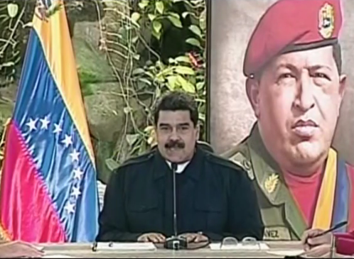 Este martes Nicolás Maduro juramentó al Comando Nacional Antigolpe