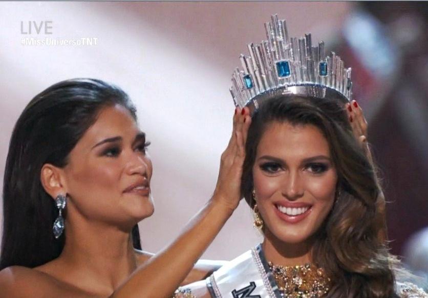 Francia nueva Mis Universo 2017, virreina Haití, Colombia, primera princesa
