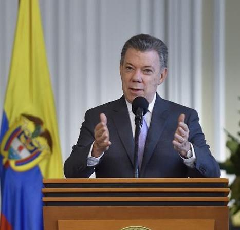Santos instaló una Misión Electoral Especial, supuestamente para transformar el Sistema Electoral