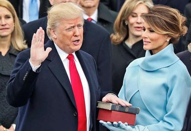 Con Donald Trump, presidente de los Estados Unidos viene Cambio Mundial: Cada cosa en su lugar
