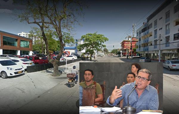 La inseguridad es total y rampante: Diputado Jorge Rosales atracado en Barranquilla