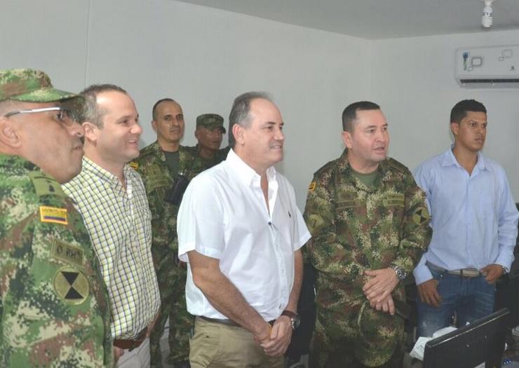 Autoridad local del Cesar se reune ante el crecimiento del abigeato, denunciado por Fedegán