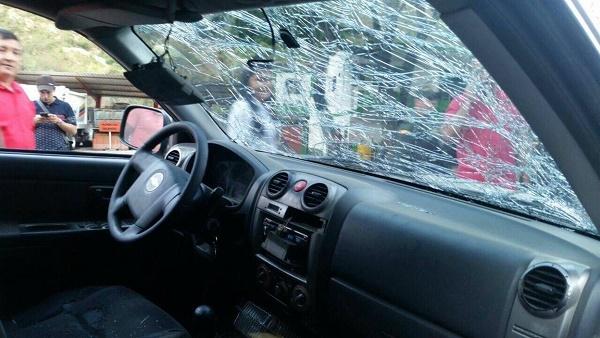 Ileso salió el gobernador de Norte de Santander de un atentado contra su caravana en el Catatumbo