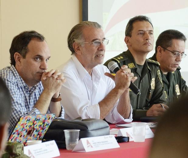 2.300 policías llegarán a reforzar seguridad durante el Carnaval en el Atlántico