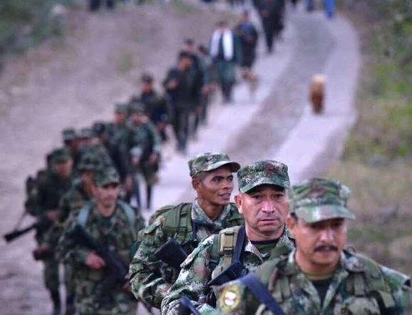 Para Colombia nada cuadra, para Farc si. Por: Duván Idárraga