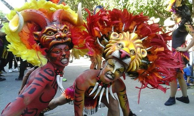 45 eventos para todos reporta el Carnaval de Barranquilla, con 824 actores para su realización de este año