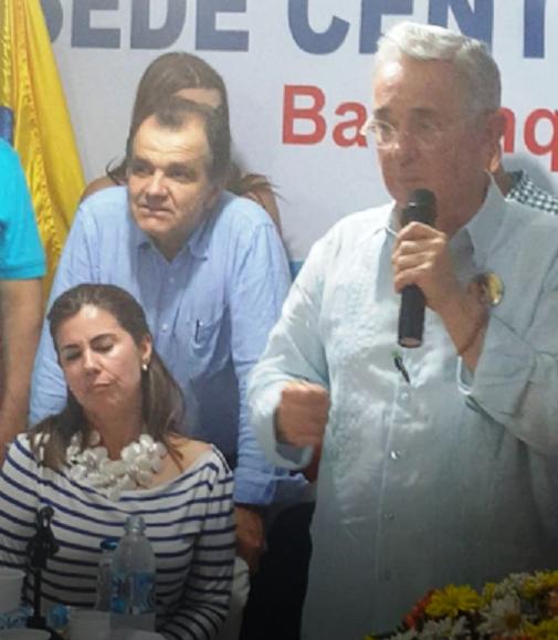 Por caso Odebrecht, la nueva directora ejecutiva del Centro Democrático, rinde declaración ante el CNE