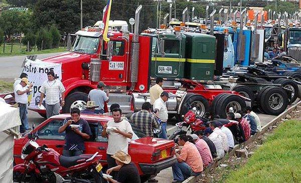 Según el Gobierno, habría reducción de la sobreoferta de vehículos de carga