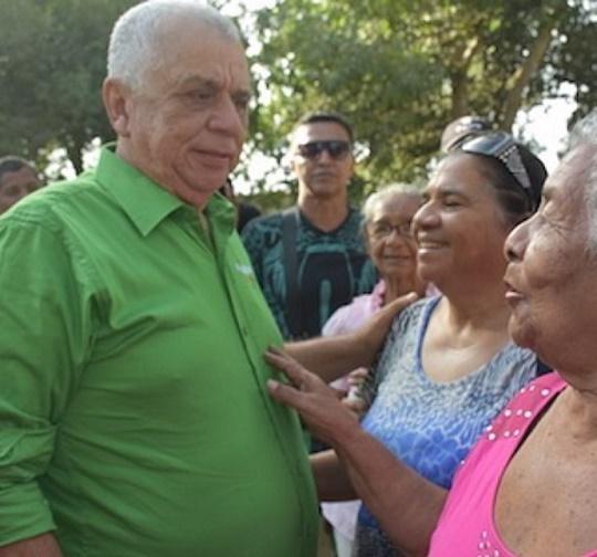 Regulo Matera rechazó contundentemente las amenazas contra Angélica Bolaños