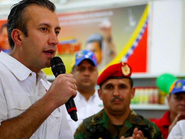 EE.UU aprueba sanción al Vicepresidente Venezolano Tareck El Aissami por narcotráfico