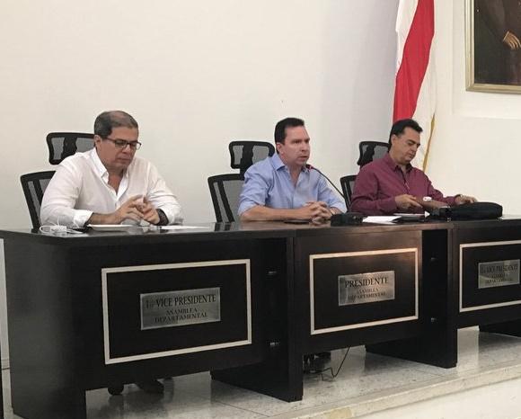 DUMA Departamental del Atlántico aprueba 6 proyectos en segundo y tercer debate