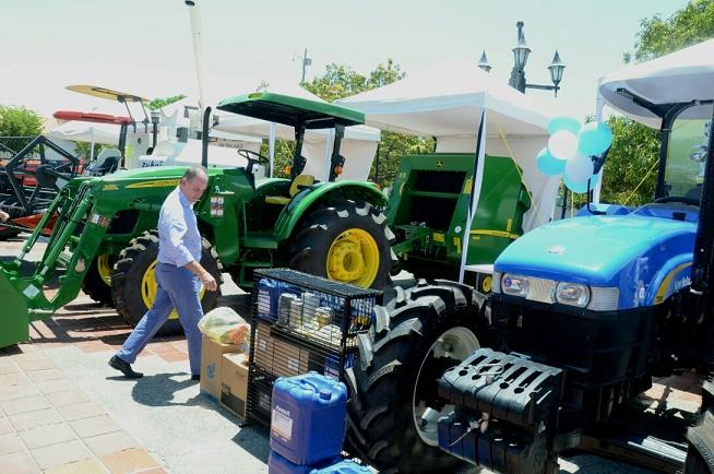 En apertura de Agroferia, Ovalle ofreció apoyo a productores del Cesar para normalización de cartera morosa