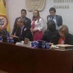 Partido Político MIRA vota NO al Proyecto de Presupuesto para 2018