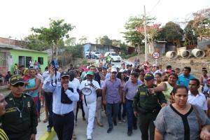 Barranquilla está cambiando su cara con nuevas vías y parques en los barrios del sur