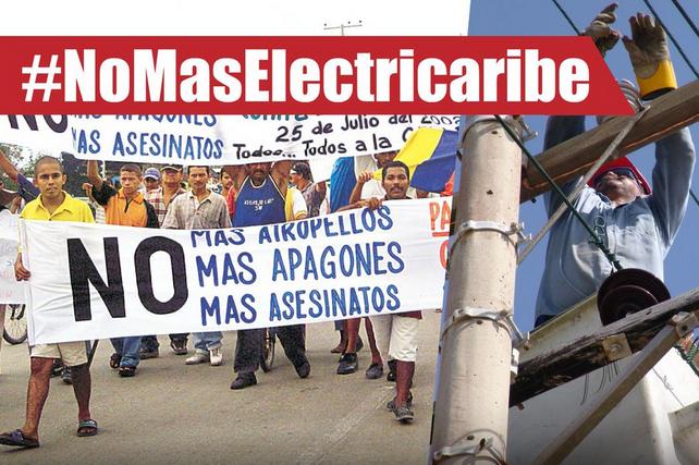 Unón Fenosa demanda al Estado colombiano por US$1.000 millones y además pretende seguir operando Electricaribe