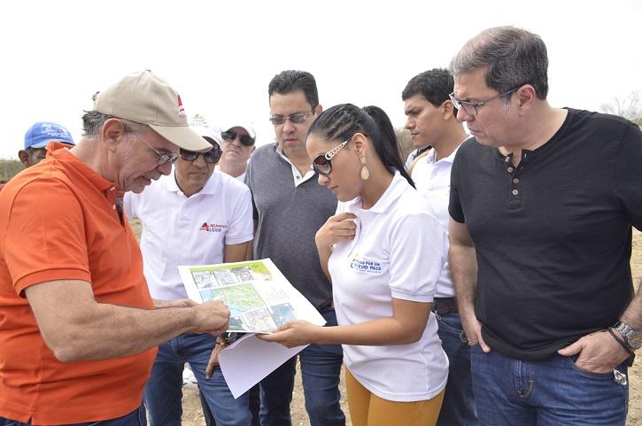 En marcha obras de los nodos del Sena en municipios del Atlántico