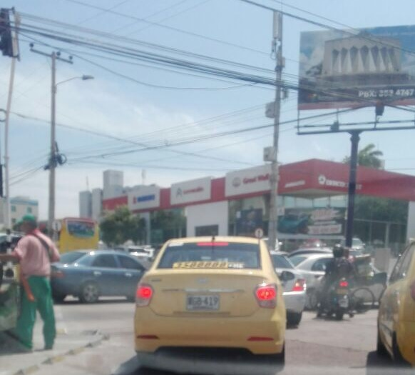 90% de Barranquilla sin energía eléctrica por más de una hora. La falla afectó también el bombeo del agua para Soledad y Puerto Colombia