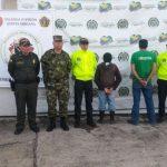Desarticulada banda de sicarios en Barranquilla