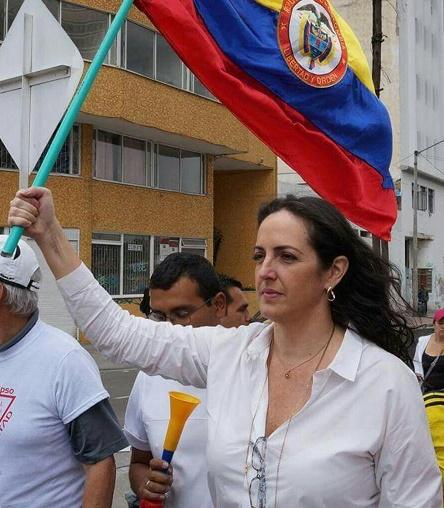 Colombia camino al abismo. Por: María Fernanda Cabal