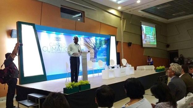 Urgen medidas frente al cambio climático, alarmó en Barranquilla el Min Ambiente