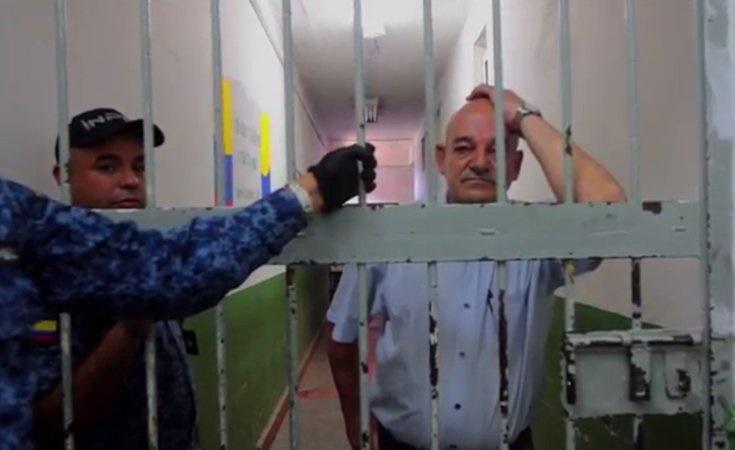 Recogen firmas a través de Change org, para que la Corte revise el caso de, Javier Cadavid, preso por extorsión, pero inocente