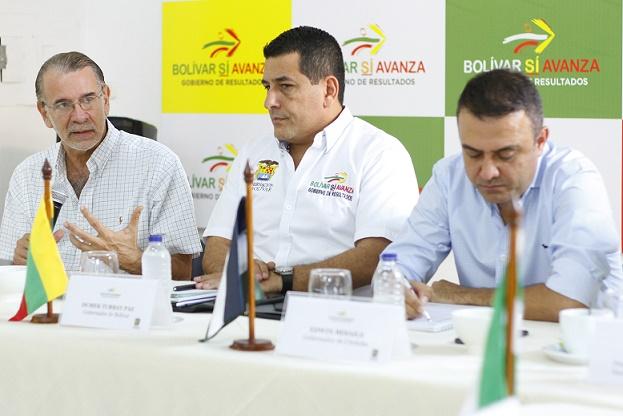 Gobernadores del Caribe piden mayor claridad en proceso de escogencia de operador del servicio de energía