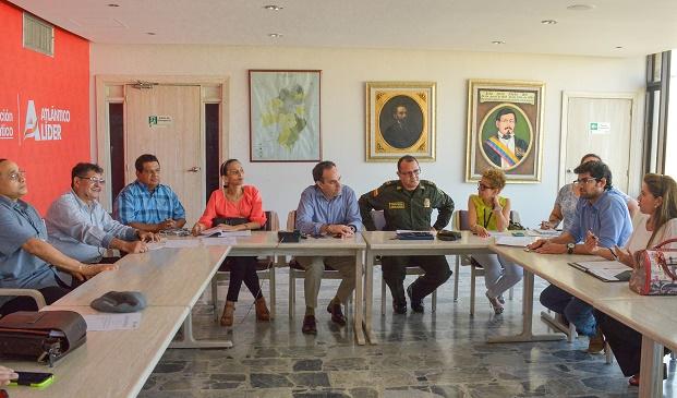 Este viernes Comité de Seguimiento Electoral para elecciones atípicas en Galapa
