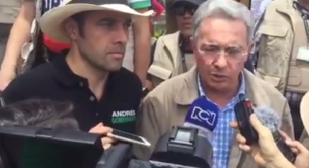Uribe propone una sola Corte para recuperar la confianza y la credibilidad en la Justicia