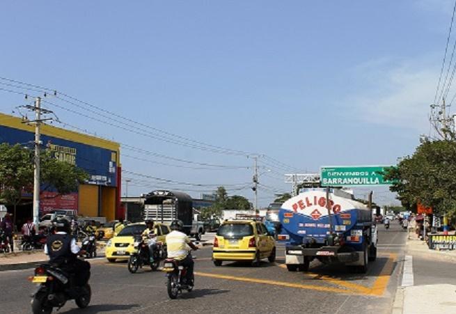 Secretaría de Movilidad de Barranquilla ordenó el embargo de 74.284 por deudas de comparendos físicos