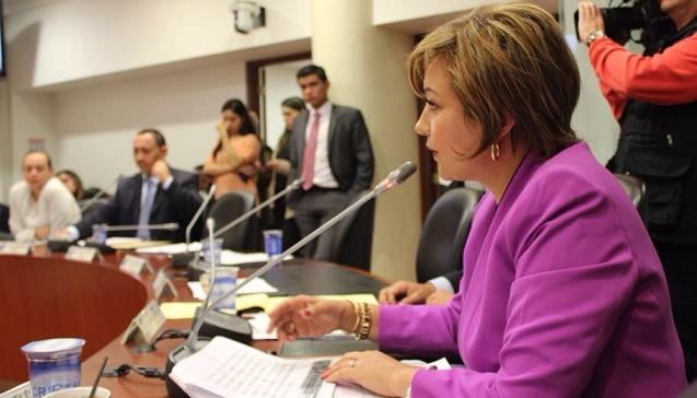 Entrega de armas de las Farc, otro proceso de espalda al país?: Tatiana Cabello